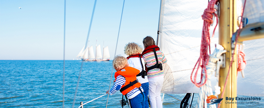 Boating Trip Ideas Kids Are Sure To Enjoy