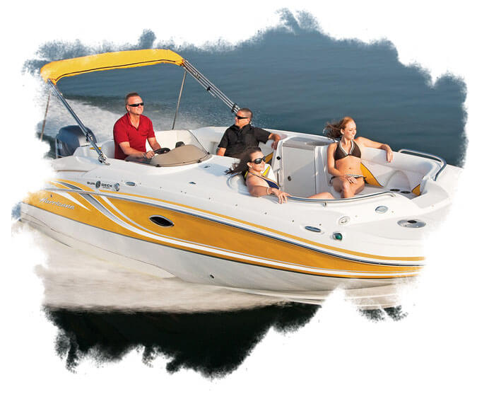 BE - A charter boat rental on the ocean